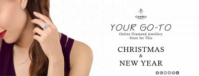 CHARU JEWELS – YOUR GO-TO ONLINE DIAMOND JEWELLERY STORE FOR THIS CHRISTMAS